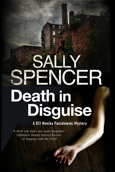 Death in Disguise - A Police Procedural set in 1970's England - cover