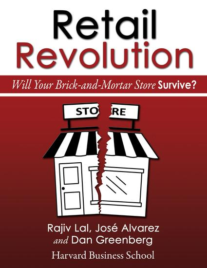Retail Revolution - Will Your Brick-and-Mortar Store Survive? - cover