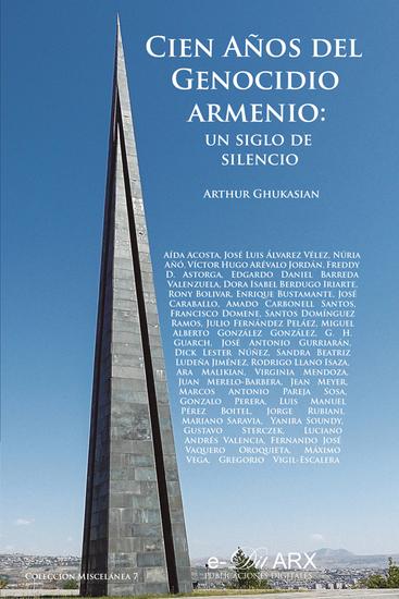 Cien años del Genocidio armenio: un siglo de silencio - cover