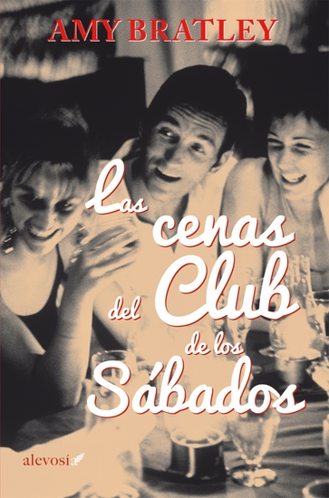 Las cenas del Club de los Sábados - cover