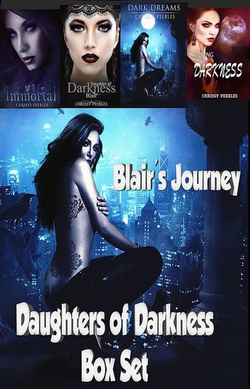 Daughters of Darkness Box Set: Blair's Journey - cover