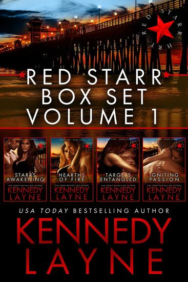 Red Starr Series (Volume 1) - Red Starr - cover