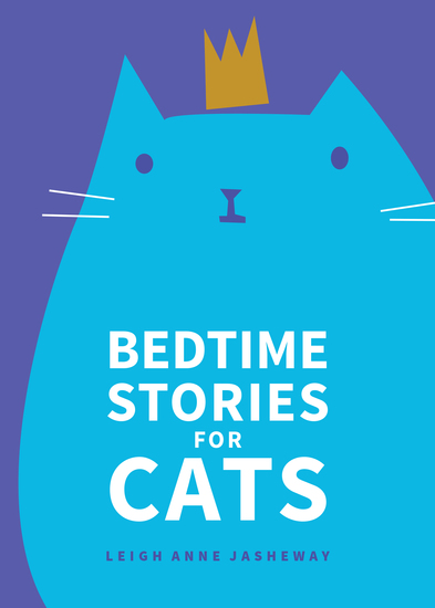 Bedtime Stories for Cats - cover