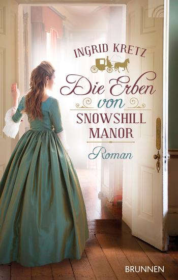 Die Erben von Snowshill Manor - Roman - cover