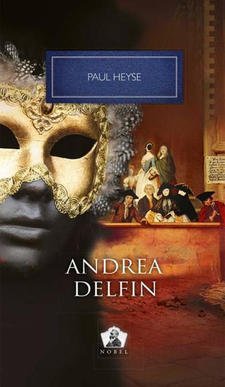 Andrea Delfin și alte nuvele - cover
