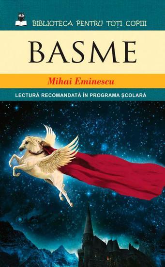 Basme - cover