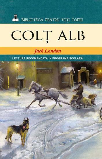 Colț Alb - cover