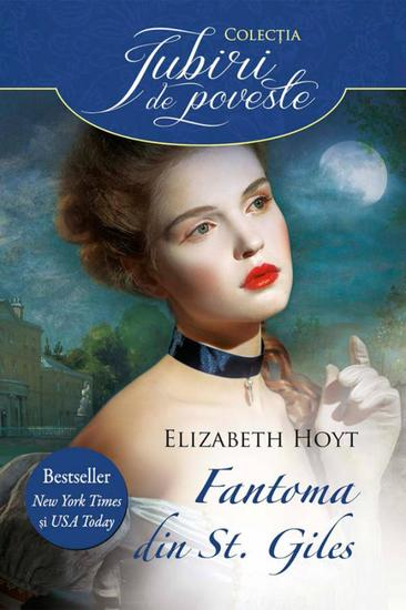 Fantoma din St Giles - cover