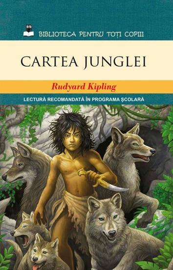 Cartea junglei - cover