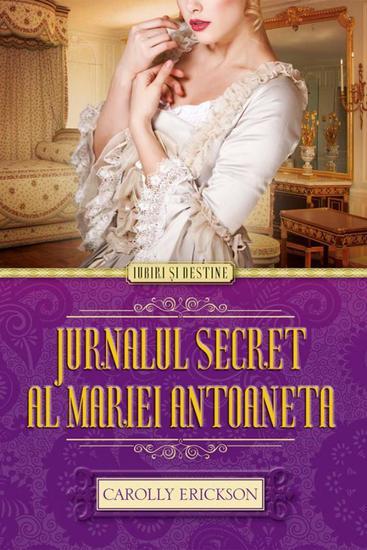 Jurnalul secret al Mariei Antoaneta - cover