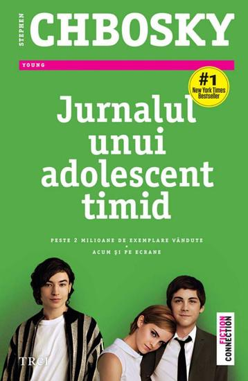 Jurnalul unui adolescent timid - cover