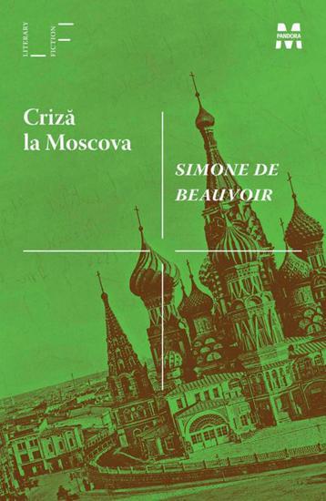Criză la Moscova - cover