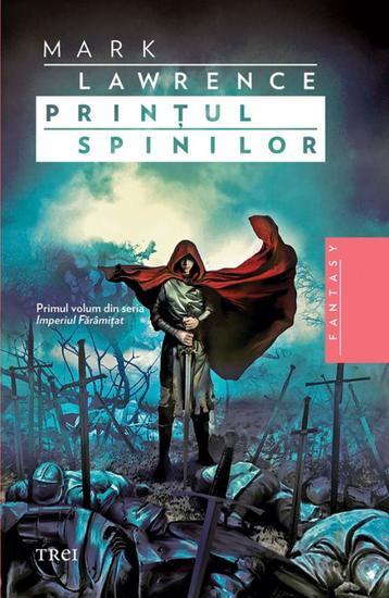 Prințul spinilor - cover