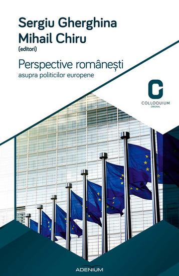 Perspective românești asupra politicilor europene Programele electorale ale partidelor românești la alegerile europene din 2014 - cover