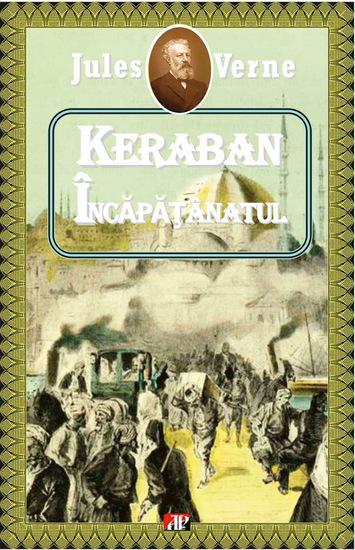 Kéraban încăpățânatul - cover