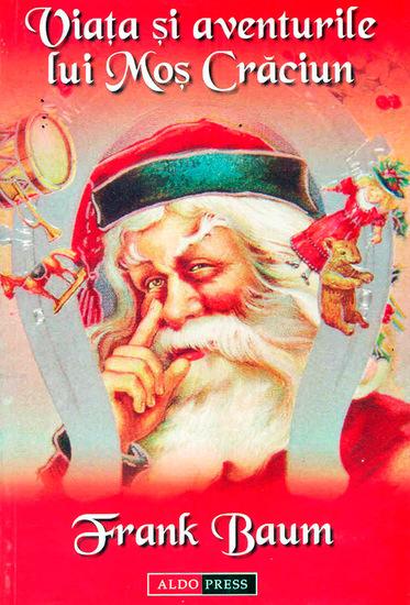Viața și aventurile lui Moș Crăciun - cover