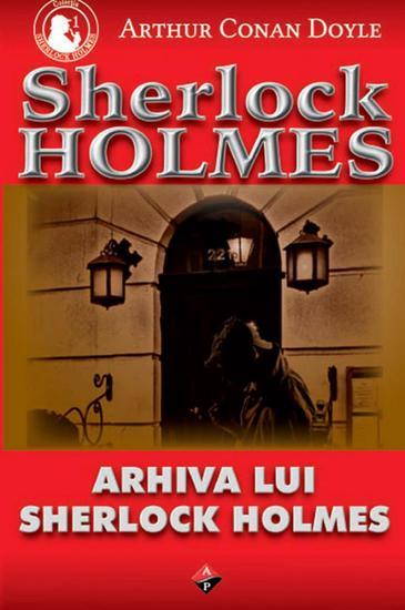 Arhiva lui Sherlock Holmes - cover