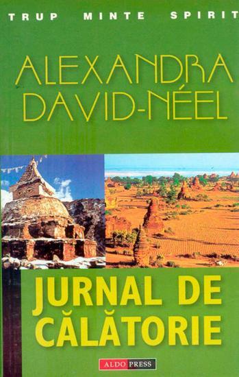 Jurnal de călătorie - cover