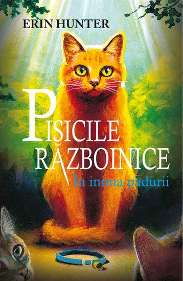 Pisicile războinice Cartea I - În inima pădurii - cover