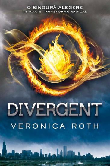 Divergent - Vol I - cover