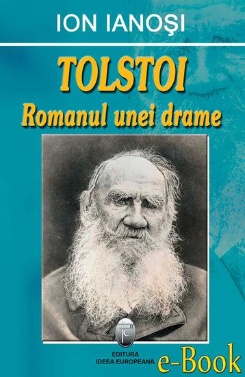 Tolstoi Romanul unei drame - cover