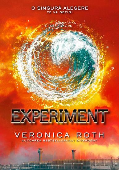 Divergent - Vol III - Experiment - cover