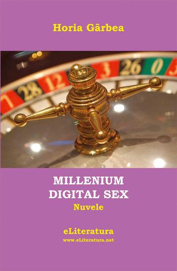 Millenium Digital Sex Nuvele - cover