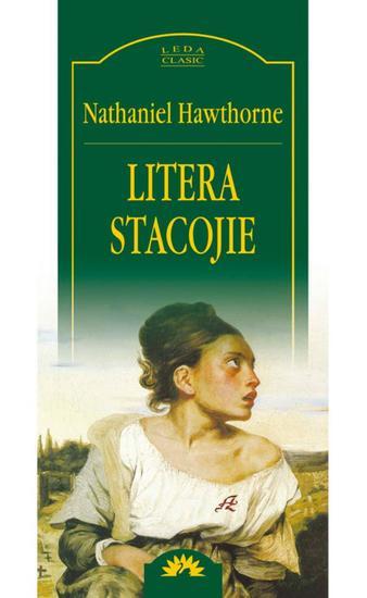 Litera stacojie - cover