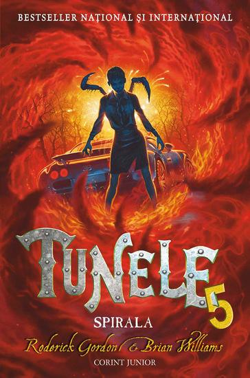 Tunele - Vol 5 - Spirala - cover