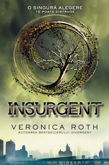 Divergent - Vol II - Insurgent - cover