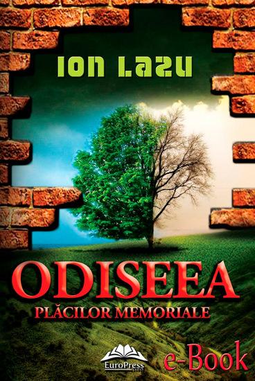 Odiseea plăcilor memoriale - cover