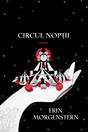 Circul nopții - cover