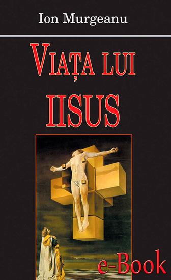 Viața lui Iisus - cover