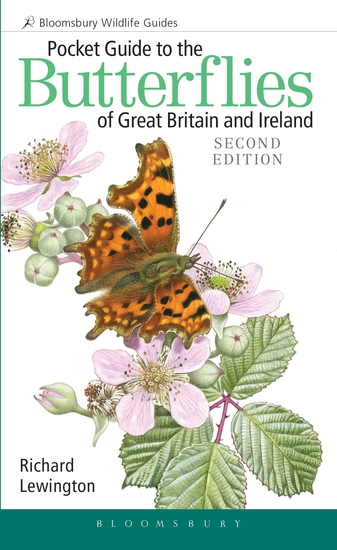 Pocket Guide to the Butterflies of Great Britain and Ireland - cover