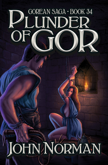 Plunder of Gor - cover