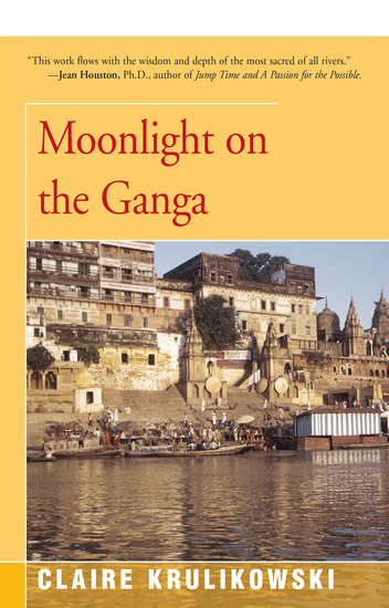 Moonlight on the Ganga - cover