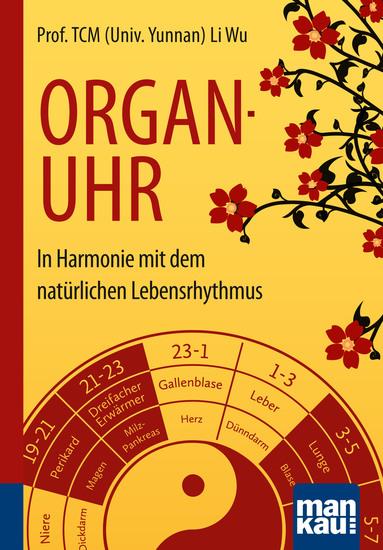 Organuhr Kompakt-Ratgeber - In Harmonie mit dem natürlichen Lebensrhythmus - cover