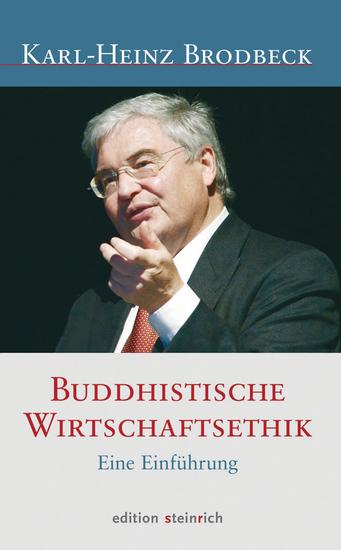 Buddhistische Wirtschaftsethik - Eine Einführung - cover