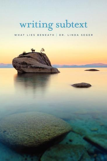 Writing Subtext - What Lies Beneath - cover