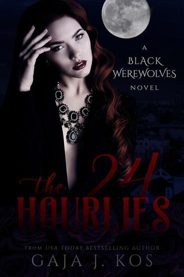 The 24hourlies - Black Werewolves #2 - cover