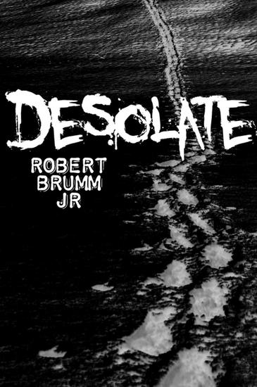 Desolate - Desolate #1 - cover