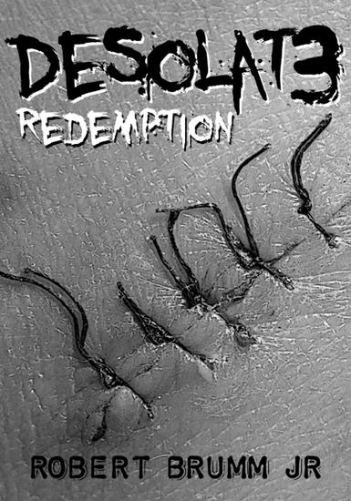 Desolate 3 - Redemption - Desolate #3 - cover