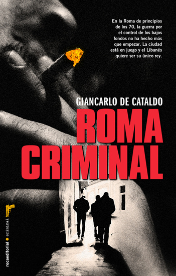 Roma criminal - cover