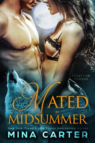 Mated by Midsummer - Stratton Wolves #1 - cover