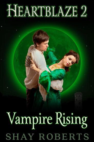 Heartblaze 2: Savage Steel (Society Vampires Emma's Saga) - Heartblaze #2 - cover