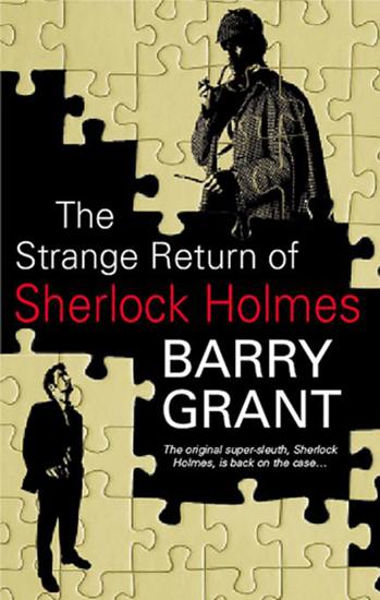 Strange Return of Sherlock Holmes - cover