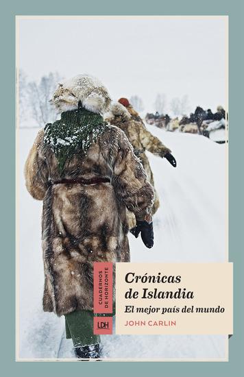 Crónicas de Islandia - El mejor país del mundo - cover