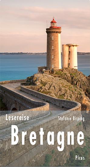Lesereise Bretagne - Beim Leuchtturmwärter brennt noch Licht - cover