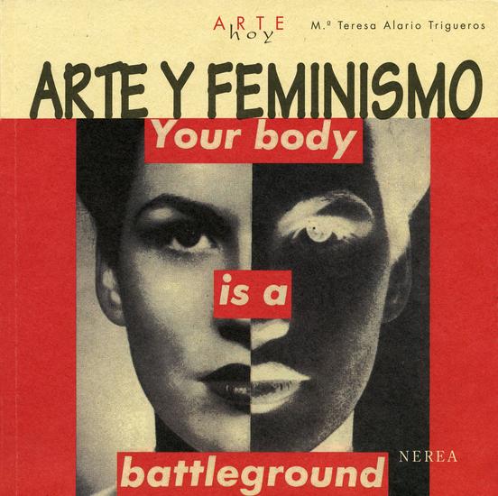 Arte y feminismo - cover