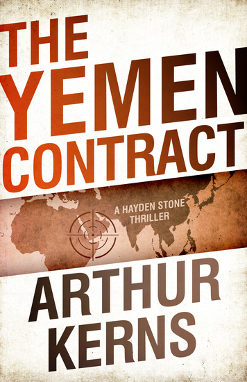 The Yemen Contract - A Hayden Stone Thriller - cover